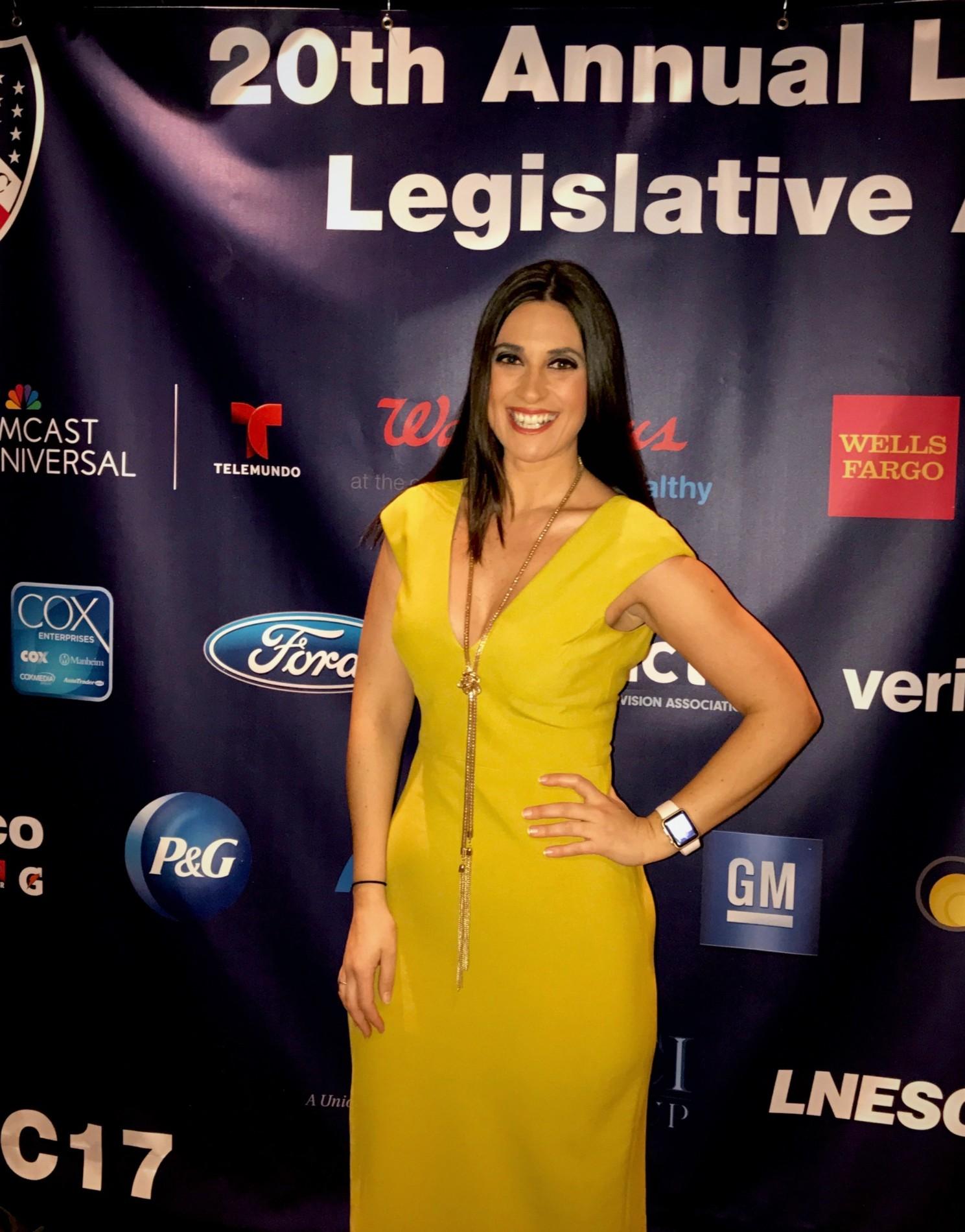 At the 20th Annual Legislative LULAC event